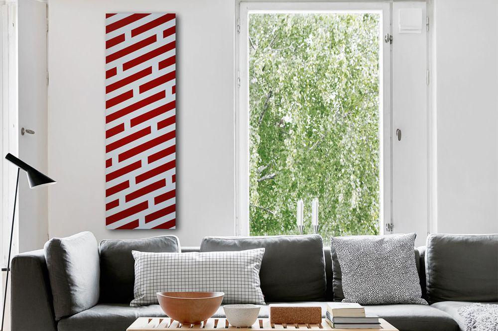 contemporary-canvase-red-white-stencil-2